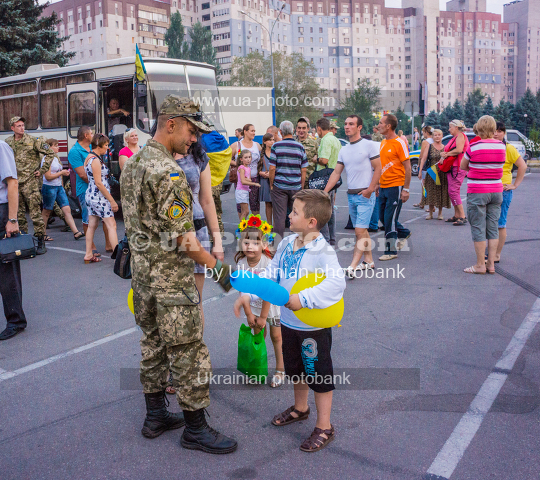 anti-terrorist operation Ukraine