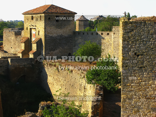 Photo: Bilhorod-Dnistrovskyi fortress. Ukraine.