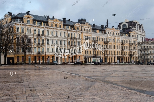 Sophia Square is an area in Shevchenkivskyi district of Kyiv